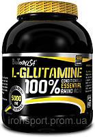 Аминокислоты 100% L-Glutamine (500 г) BioTech