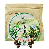 Чай Пуэр Шен Гуанчжоу Элитный прессованный 357г
