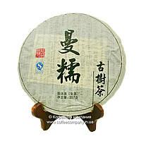 Чай Пуэр Шен Элитная серия 2004 года прессованный 357г