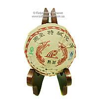 Чай Пуэр Шу Тоу Ча 2008 года прессованный 100г