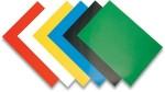 Обложки картонные КАПИТАЛ А4 глянец, цвет - желтый, уп/100шт.