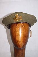 """Берет военный бельгийский шерстяной """"Belgian A.B.L Preta Beret 1984"""""""