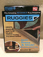 Ковродержатель Ruggies Anti-Slip Rug Grippers (уголки-липучки)
