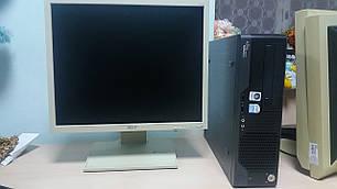 Системный блок FS intel Q8400 (4 ядра по 2.66 GHz), 4Gb RAM, video 384Mb, 160 HDD SАТА, фото 2