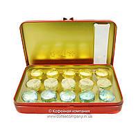Чай Пуэр Шу подарочный набор мини жб 3х5х4г
