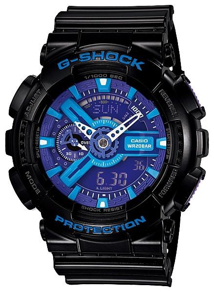 Часы мужские Casio G-Shock GA-110HC-1AER