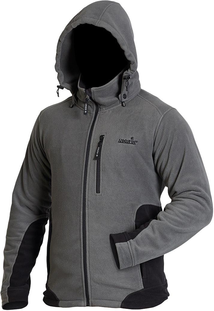 Куртка Norfin Outdoor Gray р.XXL