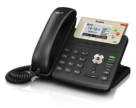 IP телефон Yealink SIP-T23P, фото 2