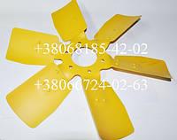 Вентилятор МТЗ (металлический, 6 лопастей)