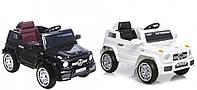 Детский электромобиль Mercedes Кубик, пульт, колеса EVA