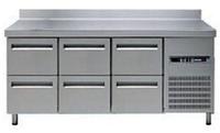 Холодильный стол Fagor MSP-200 6C (6 шухляд)