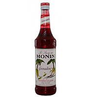 Сироп коктельный MONIN Гренадин 1л