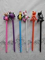 Детские деревянные карандаши со сверятами