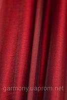 Органза однотонная Красный