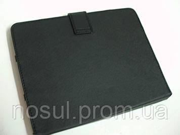 Чехол обложка для планшета 8 дюймов, электронной книги. Цвет черный