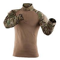 """Рубашка тактическая под бронежилет """"5.11 Tactical Rapid Assault Multicam"""""""