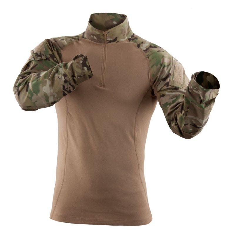 """Рубашка тактическая под бронежилет """"5.11 Tactical Rapid Assault Multicam"""" - """"iHunt"""" - тактическое снаряжение, пневматика, револьверы... в Киеве"""