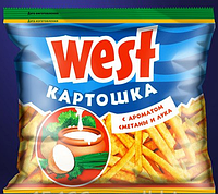 Картошка фри west
