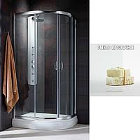 Душевая кабина Radaway Premium Plus E 1900 120x90 см хром+прозрачное стекло, фото 1