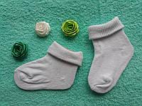 Носочки для новорожденных, белые