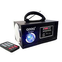 Портативная аудиосистема Qaaq  qa201-d