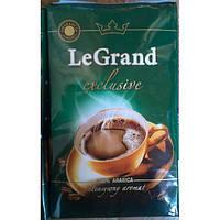 Кофе молотый LeGrand - Exclusive с весом 250 грамм.