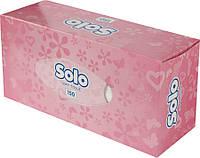 Гигиенические салфетки Solo, коробка 150 шт.