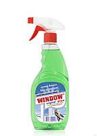 Жидкость для мытья стекол Window plus 750мл Зеленый