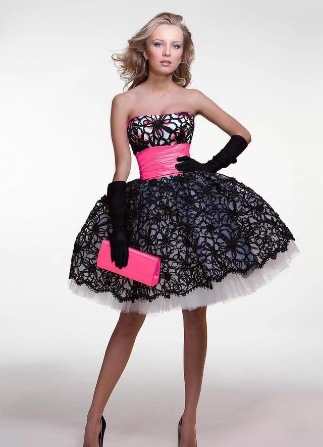 красивые платья на выпускной фото