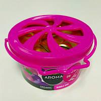 Ароматизатор Aroma Car Organic 40g - BUBBLE GUM