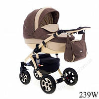 Детская универсальная коляска 2 в 1 Adamex Avila 239W
