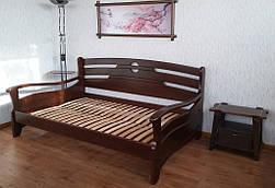 """Деревянный диван - кровать """"Луи Дюпон Люкс"""" (200*120) 1"""