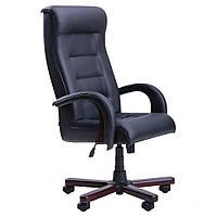 Кресло Роял Lux механизм AnyFix, вишня Неаполь N-20