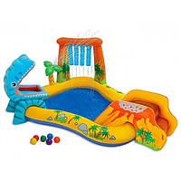 Водный надувной игровой центр Intex 57444
