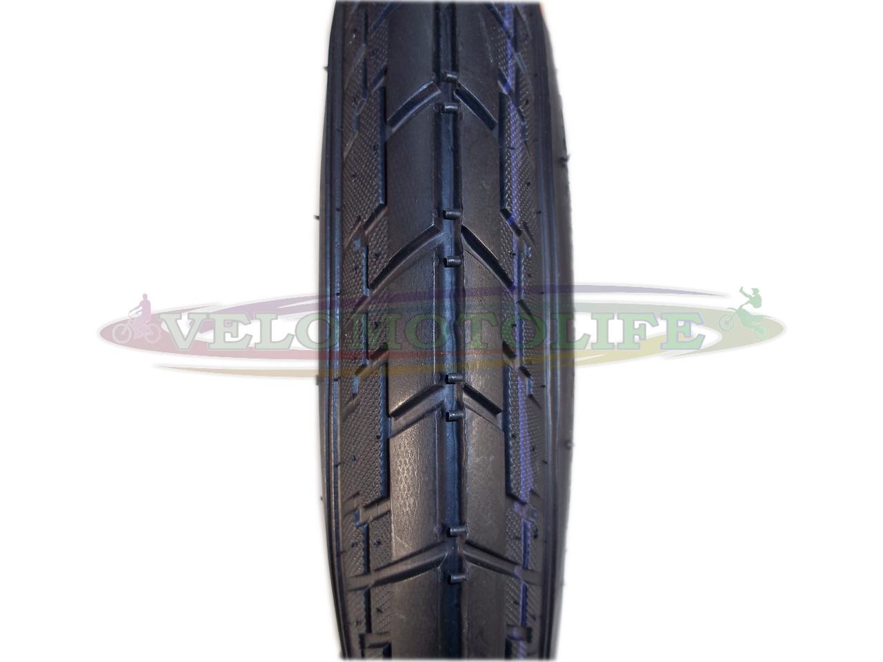"""Покрышка велосипедная 12 1/2X2 1/4 (57-203) """"DEESTONE"""" D-1006-7"""