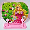 Підставка для книг пластик Принцеса