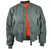 "Куртка лётная ""MA1"" (олива)"