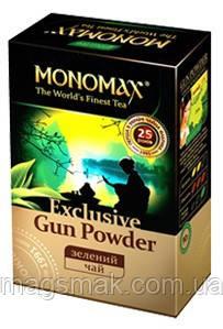 Чай Мономах Эксклюзивный Ганпаудер, зеленый, 90 г, фото 2