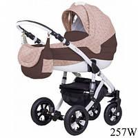 Детская универсальная коляска 2 в 1 Adamex Avila 257W
