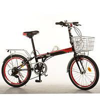Велосипед двухколёсный   E20F-4 20 дюймов ***
