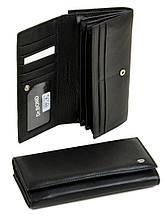 Шкіряний жіночий гаманець Classik dr.Bond