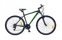 """Велосипед SKD 29"""" Optimabikes BIGFOOT AM Vbr рама-19"""" Al серо-зелёный 2015"""