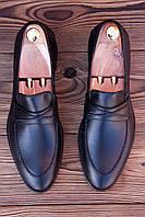 Мужские  туфли лоферы Prime Shoes, ( 40 - 44 размеры). Код: 507.
