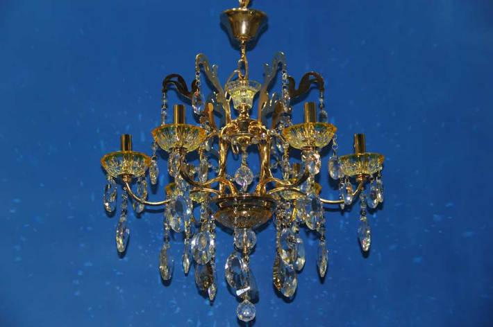 Люстра свеча L8108/6 (FGD+DLIVE), фото 2