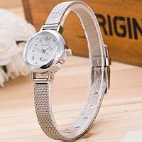 Часы женские нового бренда Huans (Silver)