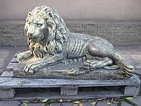 Скульптуры для сада Лев№3 правый