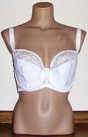 Бюстгальтер Diorella белый, чашка Е (арт. 425) 80Е
