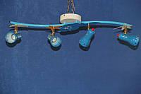 Люстра в детскую комнату 07493/4 MSC (COLOUR)