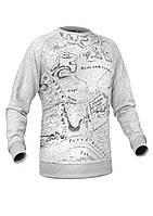 "Свитшот реглан ""Patriot Map Sweatshirt"""