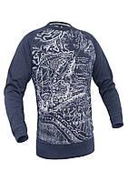 "Свитшот реглан ""Kiev Map Sweatshirt"""